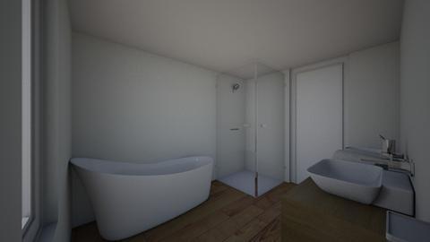 lazienka - Bathroom - by AGATA murmi