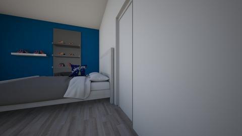 Darris is whack  - Bedroom - by olivarg20