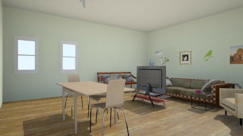 meet the dutch - Global - Living room - by kikigen