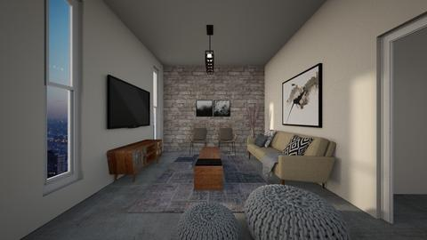 living room newcollection - Living room - by kaplanamit111