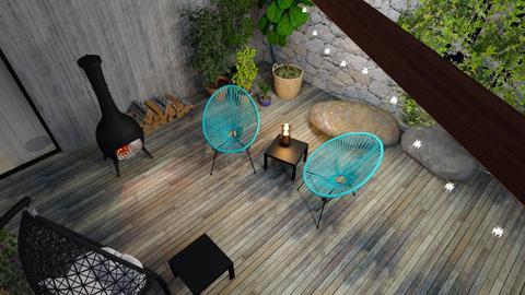 terrace - by bnu