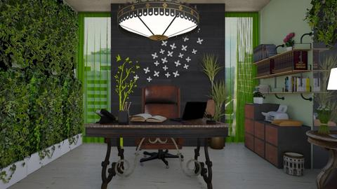 living office - Global - Office - by donella