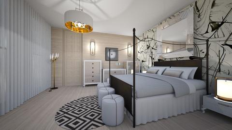 Beauge - Bedroom - by Liza S