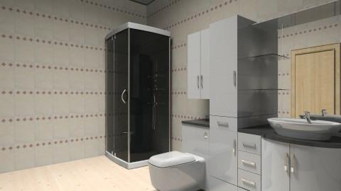 Bathroom - Vintage - Bathroom - by Savina Ivanova