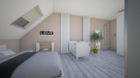 xx - Classic - Bedroom - by Hania Majba