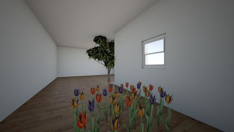 ga Garden - Living room - by hello23leah