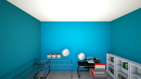 Jack Hovart room - Bedroom - by byersk