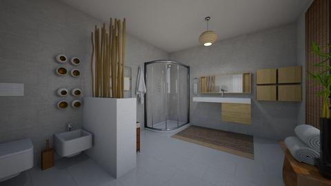 CapriWash by Daisy de Ari - Modern - Bathroom - by Daisy de Arias