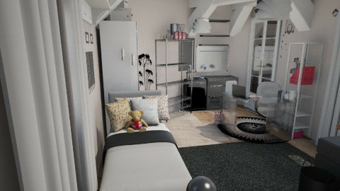 Fritz room - Bedroom - by Raizza Pulido