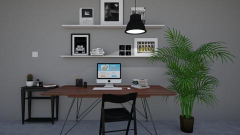100 3 - Office - by Riki Bahar Elbaz