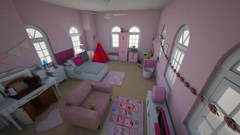 Chelsies wonderland - Glamour - Kids room - by Zaria UwU
