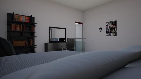 mi cuarto del futuro  - Classic - Bedroom - by jesusbb