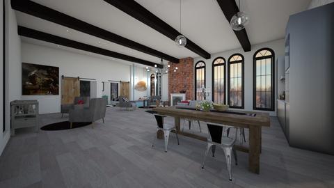 Apartment 4 2 - by JarvisLegg