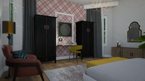 living room 3 details - by flokopuffs