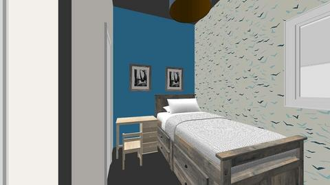 Maple boys bedroom - Classic - Bedroom - by nathaliekhouri