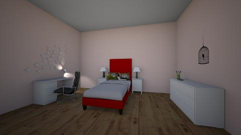 lala - Kids room - by sarapremuzic12