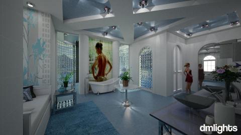 Musa - Modern - Bathroom - by DMLights-user-994540