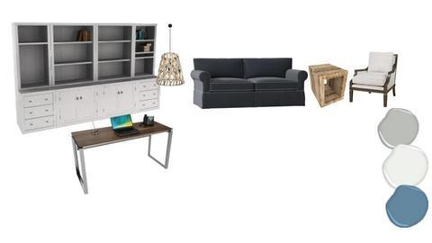 Krista_Office1 - by Christina Wallitsch