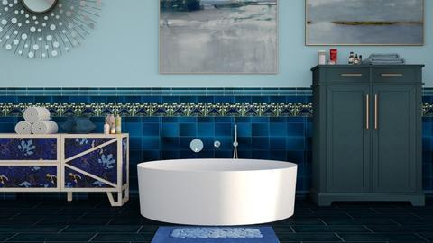 563 - Bathroom - by Jade Autumn