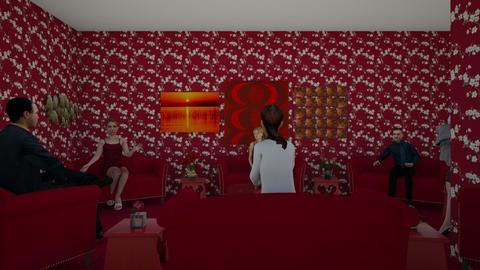 The Red Room - by sophronia12