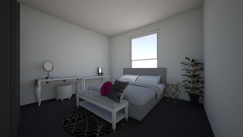 Nitz Aussie Rm - Bedroom - by nitz1997