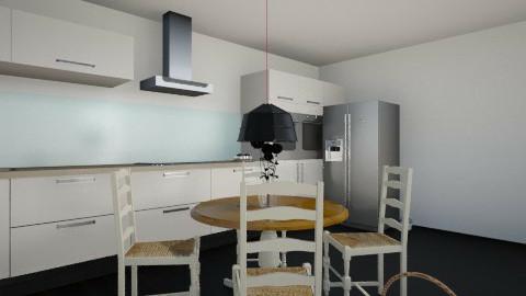 Eco Friendly Kitchen - Kitchen - by ElsaofDesign