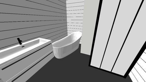 Ada Lazienka WZOR - Bathroom - by paptula