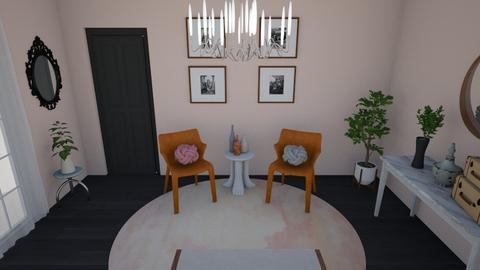de cima moderna - Living room - by Tainaraa