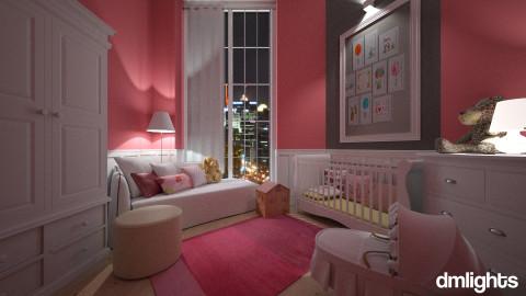little princess - Kids room - by sentest