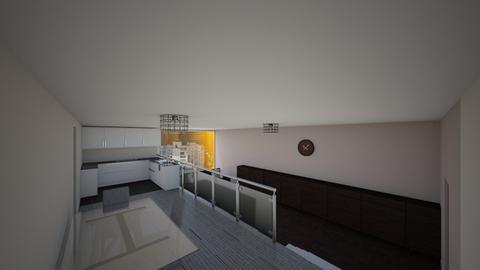 amerika  - Living room - by lokneszikolbasz