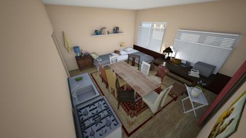 Annex - Living room - by railynjade