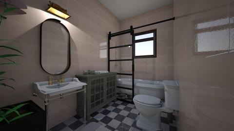 bb - Bathroom - by jupitervasconcelos
