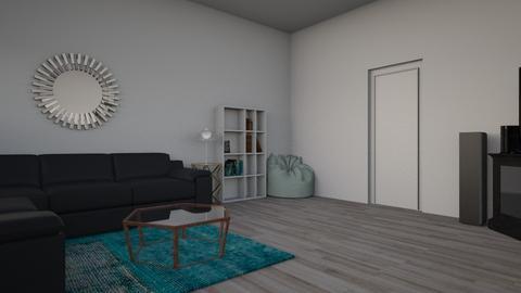 Test Living Room - Modern - Living room - by K4tz3