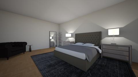 Bedroom Design - Bedroom - by Caylem