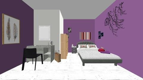 Sydney Room - Bedroom - by kylig0419