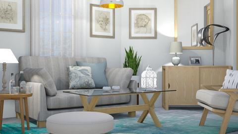 M_ JLA - Living room - by milyca8