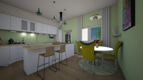 nhk 2 - Kitchen - by ivelina_pavlova_9340