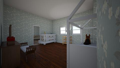 big room  - Modern - Bedroom - by shadowbunny06