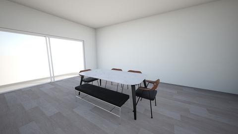 DWR Stephen dining 2 - Dining room - by mikaelawilkins