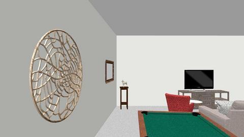 Common room design - by bodytd