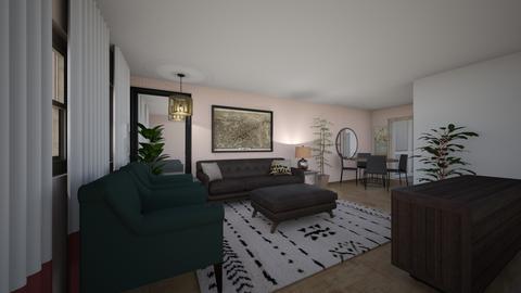 DW Cosette Living - Living room - by KirstinPaul