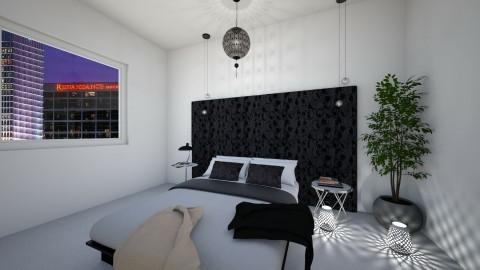 9 - Bedroom - by Dijana93