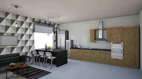 IP Artisan Kitchen - by shistyle