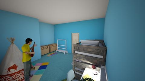 young kids room - Kids room - by izzyluck18