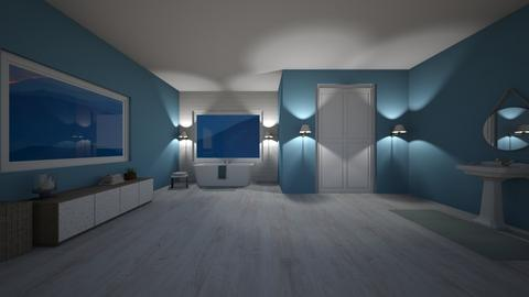 IP Terrazzo - Bathroom - by guineapiglover1
