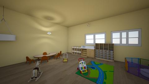 babygroep  - Living room - by Ilona Hofs