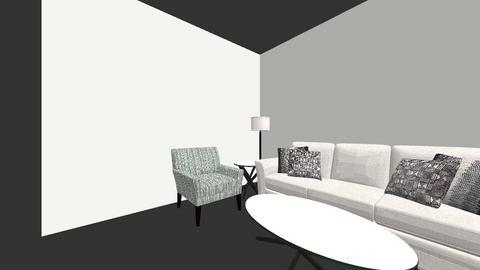 steph - Living room - by NavarroMicah