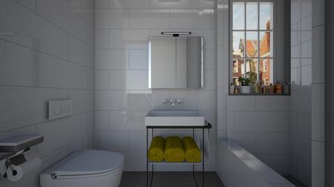 Casa153Bathroom - Retro - Bathroom - by nickynunes