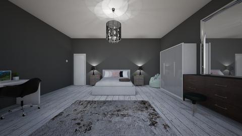 my dream room - Rustic - Bedroom - by laylagoggins