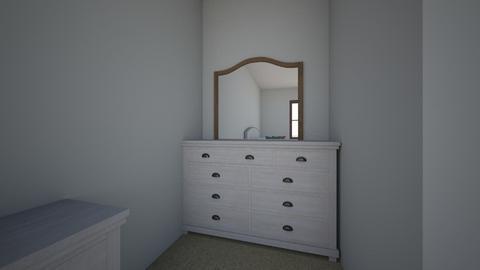 Bedroom - by graymond